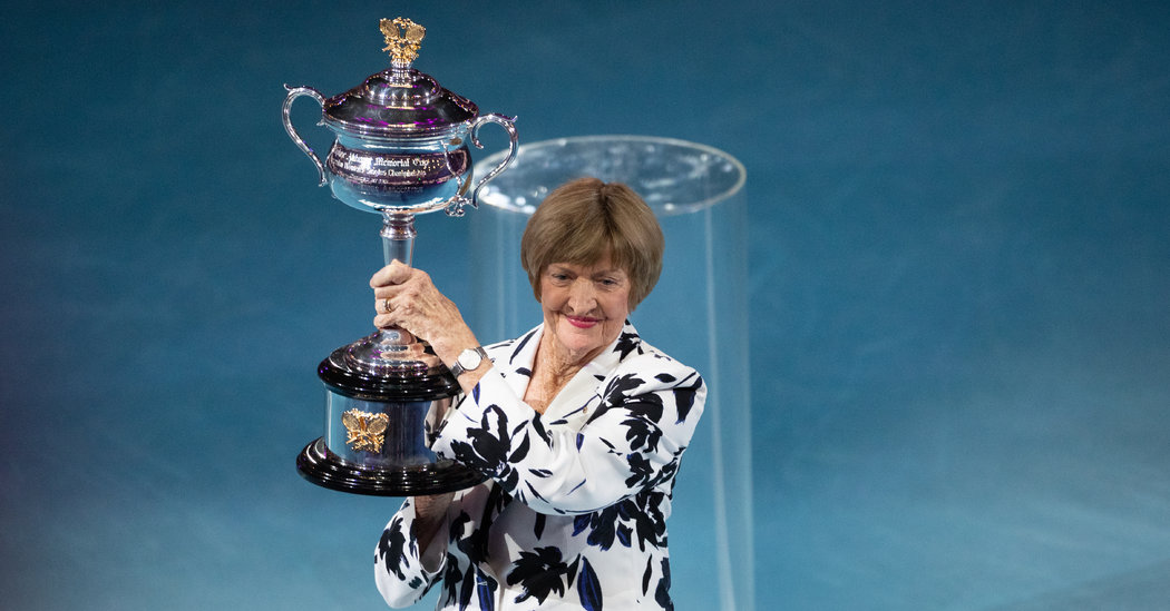 The Australian Open's Icy Embrace of Margaret Court