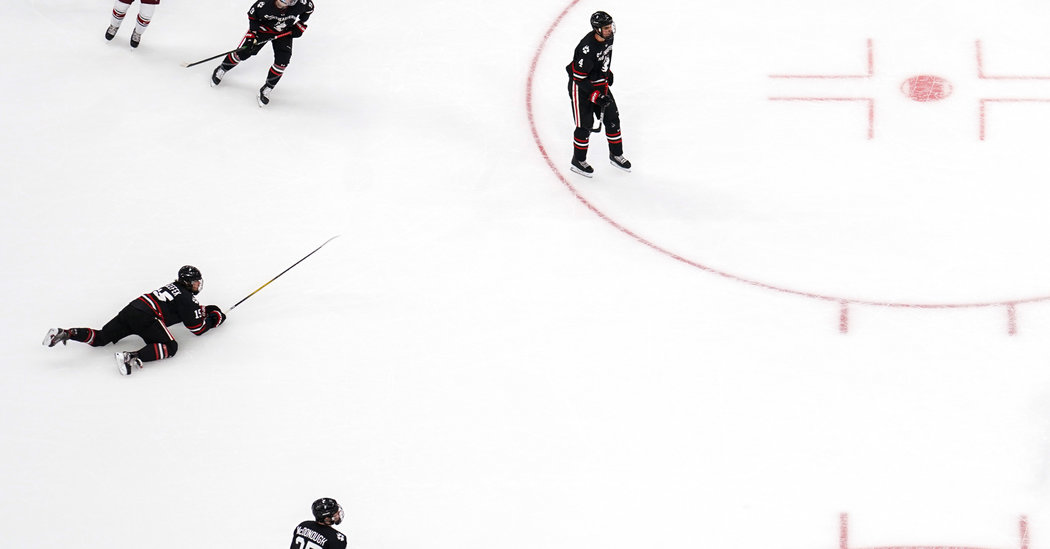 The Beanpot, Boston's Provincial Hockey Tournament, Gets a Global Boost