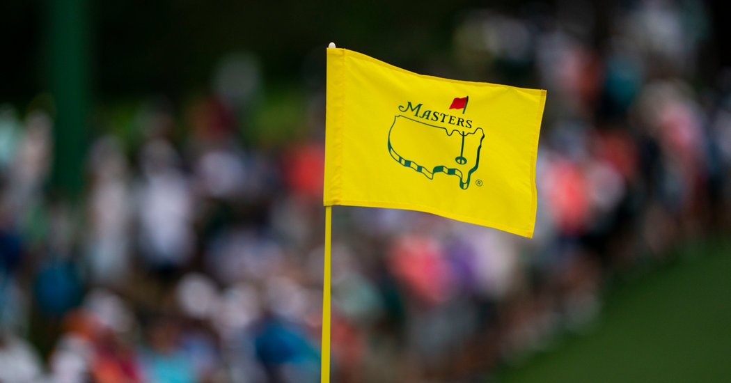 With Masters Postponed, Not Canceled, Golfers Hope for a Do-Over
