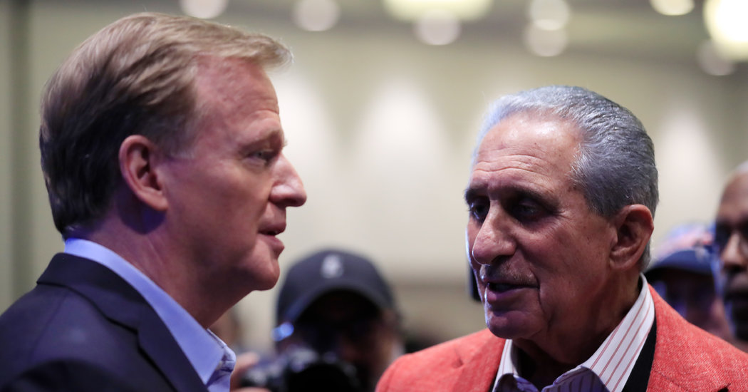 N.F.L. Team Owners Enhance Rooney Rule, but Stop Short of Incentives