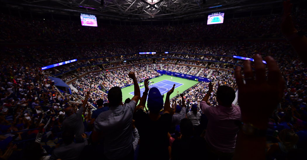 For U.S. Open Tennis, Florida and California May Be Escape Hatches