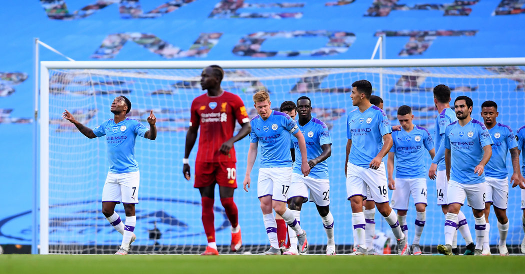 City Runs Past Liverpool in a Race That Ended Months Ago