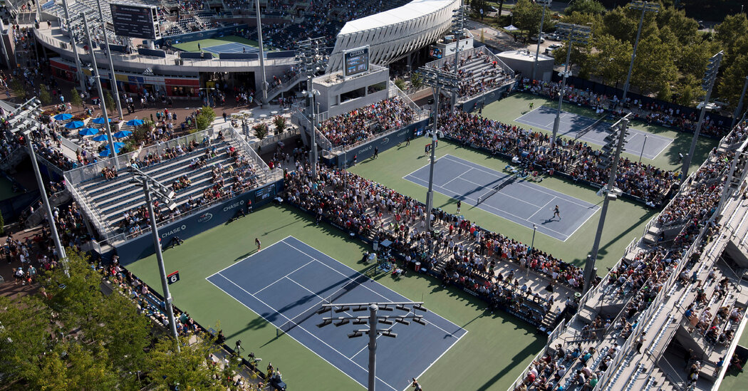Automated Line Calls Will Replace Human Judges at U.S. Open