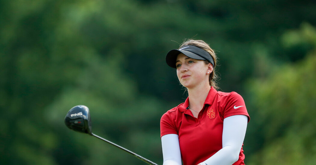 In Women's Golf, Virus Upends the Typical Paths to a Pro Career