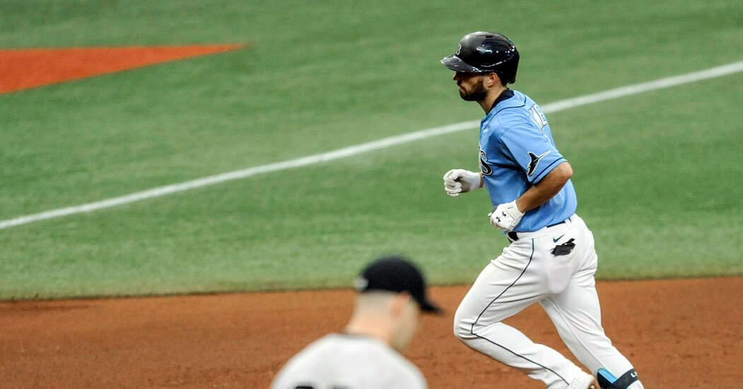 Yankees Cool Off in a Heated Series Against the Rays