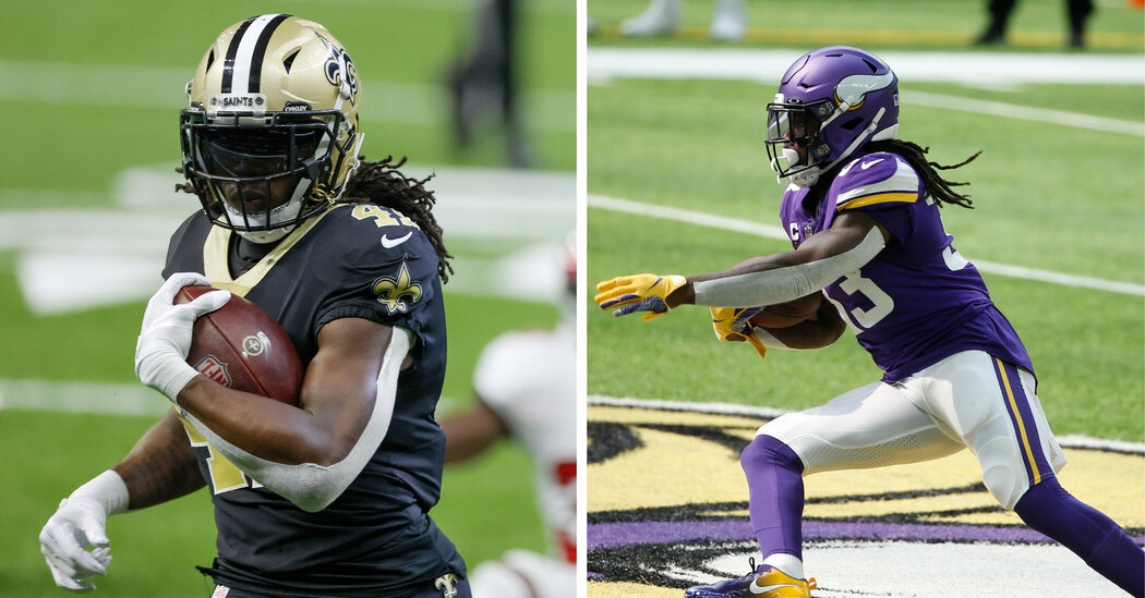 N.F.L.'s Big Running Back Deals Will Lead to Sour Grapes