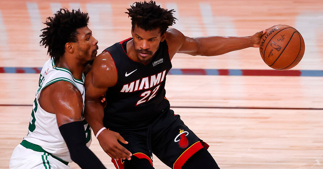 Miami Heat Advance to the N.B.A. Finals