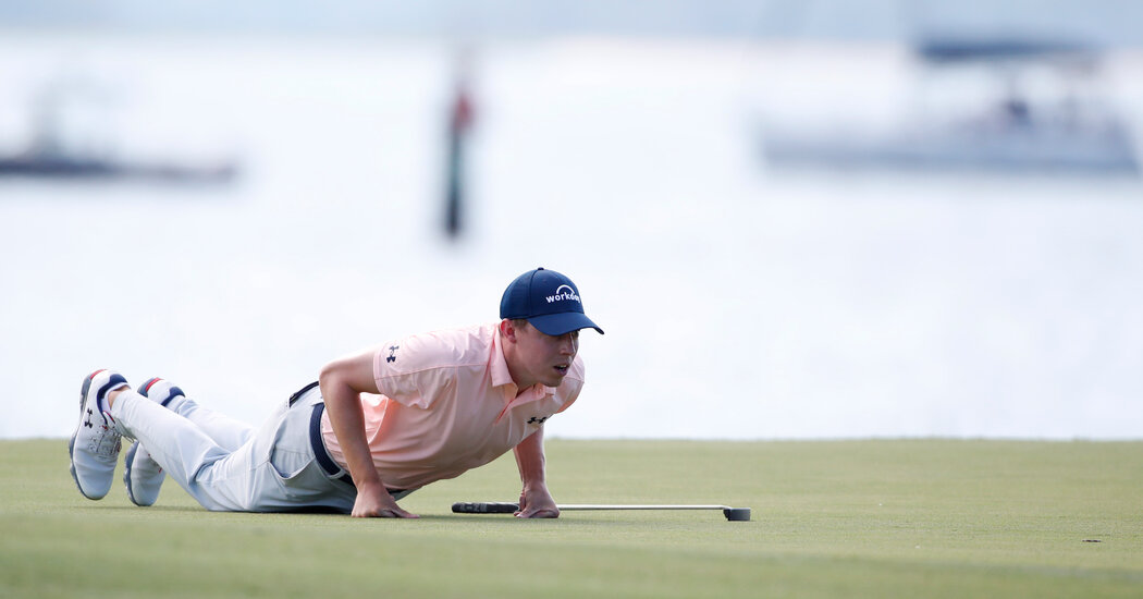 Matthew Fitzpatrick, Once a Top Amateur, Tries to Conquer the Pros
