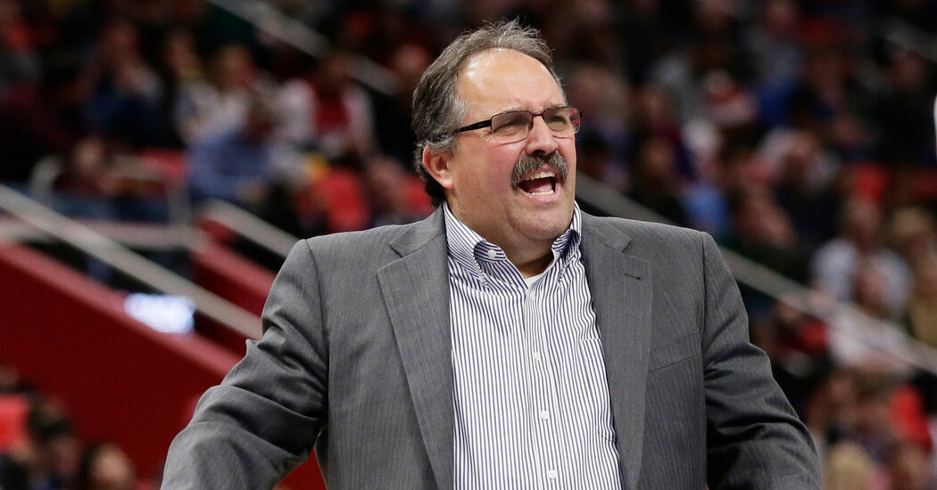 Stan Van Gundy Hired as Coach of the Pelicans