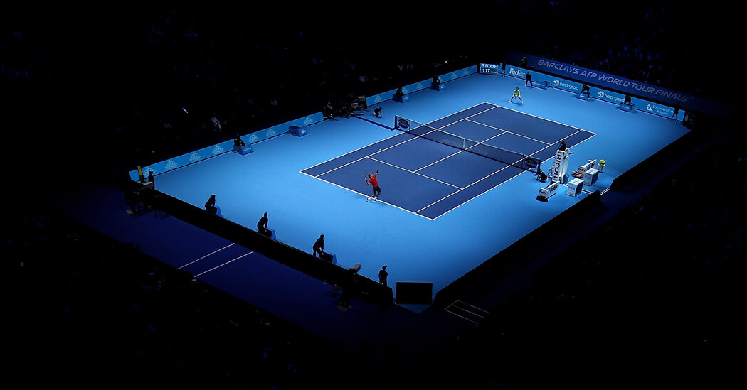 The ATP Finals Say Goodbye to London