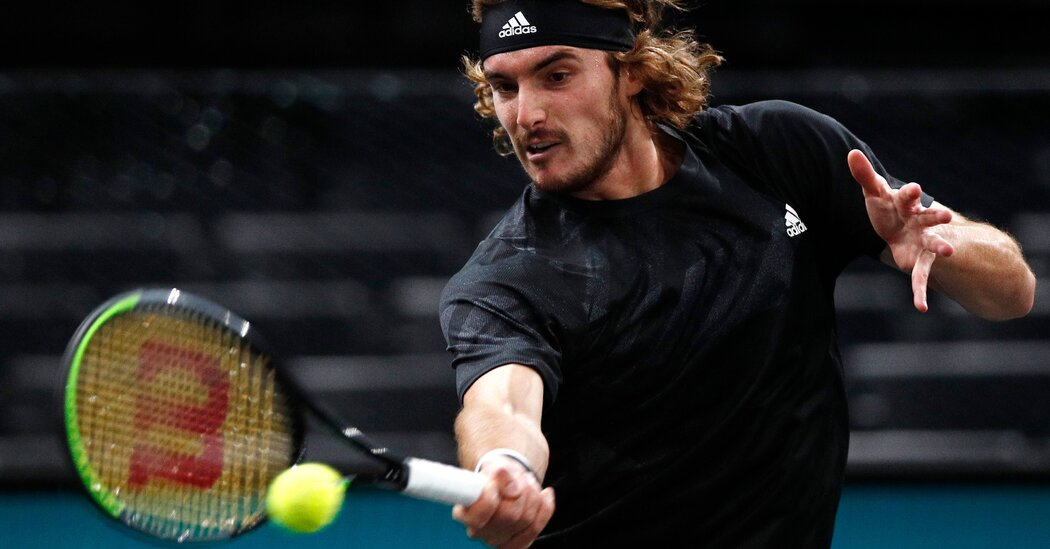 Stefanos Tsitsipas Adds to His Story
