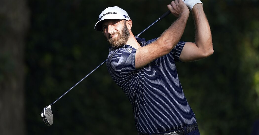 The Masters Round 3 Live Updates: Dustin Johnson Defends Lead
